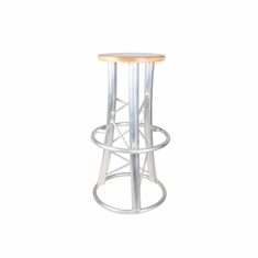 ProDJ CURVED LEG TRUSS BAR STOOL