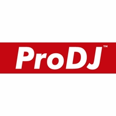 ProDJ LARGE PRO GRIP GLOVE IN BLACK
