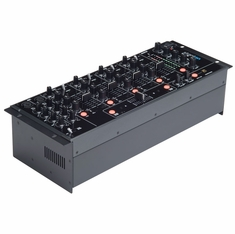 "STANTON RM.416 (RM416) 4-Channel 19"" Rackmount DJ Mixer with Mobile/Club Features"
