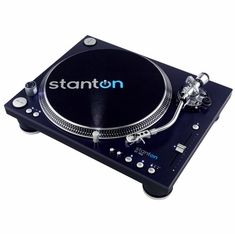 STANTON ST.150 (ST150) Ultra High-Torque S-Arm Turntable with 680V3 Cartridge
