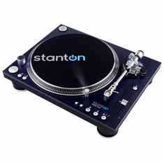 STANTON ST.8150 (ST8150) Ultra High-Torque Straight-Arm Turntable with 680V3 Cartridge
