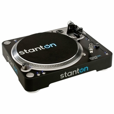 STANTON T.92 USB (T92USB) Direct-Drive Straight-Arm USB Turntable with 500V3 Cartridge