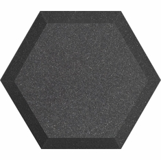 Ultimate Support Hexagon Foam Wall Panels - 12""