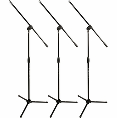 Ultimate Support MC-40B Pro 3-Pack