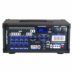 VOCOPRO CHAMPION-REC BASIC (HEAD ONLY) 200W Multi-Format Portable P.A. System