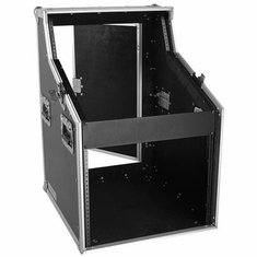 VOCOPRO FC-90 HEAVY DUTY PROTECTION 21 RUS OF RACK SPACE ATA APPROVED FLIGHT CASE