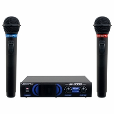 VOCOPRO IR-9009-2 Infrared Dual Wireless Microphone System