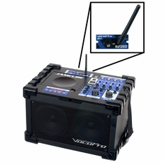 VOCOPRO JAMCUBE-BT 100W Stereo All-In-One Mini PA