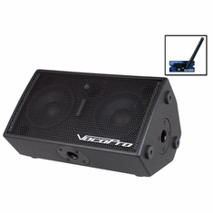 VOCOPRO STAGE-MAN-BT 3-Channel Active Vocal Monitor with DSP Effects and Blue Tooth Receiver