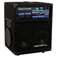 VOCOPRO TWISTER-7000 Professional Variable Speed Digital Key Control CD/CD+G System with Digital Reverb