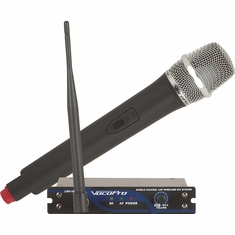 VOCOPRO UHF-18-O Freq O 694.11- Single Channel UHF- Wireless Microphone System.