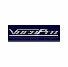 VOCOPRO UHF-5800-HB 8 U,V,W,X Professional Rechargeable 4 Channel UHF Wireless Microphone System