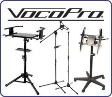 VOCOPRO STANDS