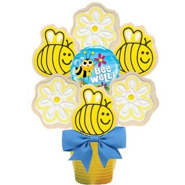 Bee Well Cookie Bouquet - SOLD OUT