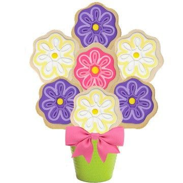 Blooms Cookie Bouquet
