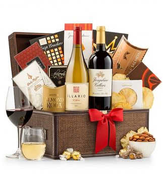 Business Class Selections Wine Gift