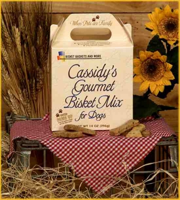 Cassidy's Gourmet Bisket Mix for Dogs™