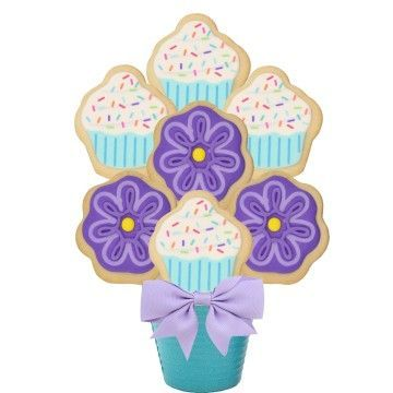 Celebration Cookie Bouquet - SOLD OUT