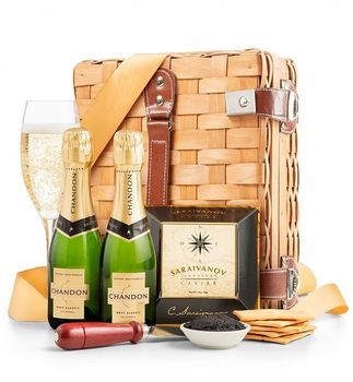 Champagne & Caviar Luxury Hamper