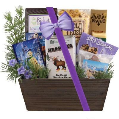 Colorado Mountain Lodge Gift