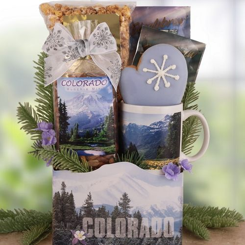 Colorful Colorado Winter Gift