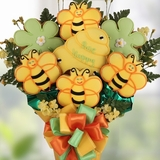 Cookie Bouquets Say �Welcome to the Neighborhood!�
