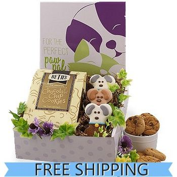 Dog and Owner Care Package - Free Shipping