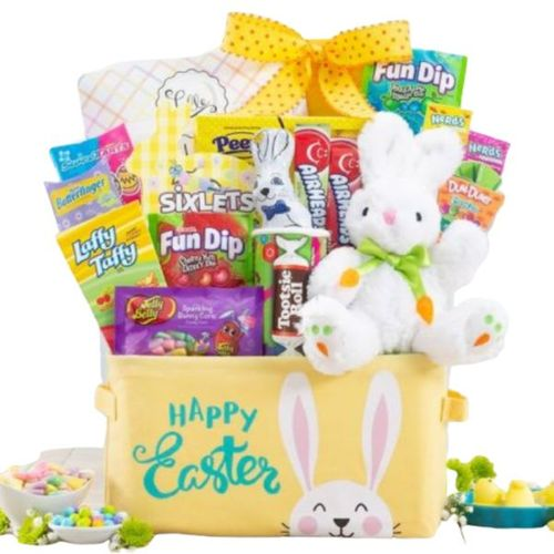 Easter Bunny Assortment Gift Basket - SOLD OUT