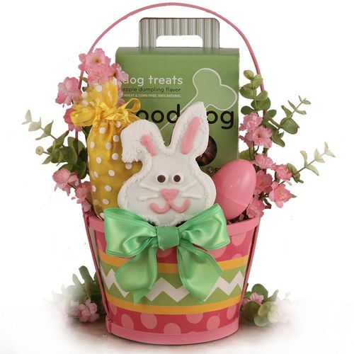Easter Dog Gift Basket-SOLD OUT