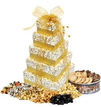 Enchanted 5 Tier Gift Tower