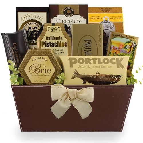 Executive Classic Gift Basket