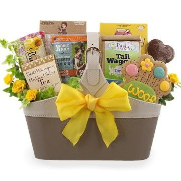 Fabulous Dog & Owner Gift Basket - SOLD OUT
