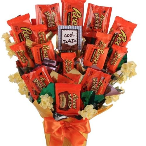 Father's Day Reese's Candy Bouquet