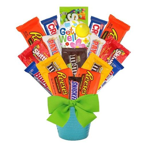 Get Well Candy Bouquet
