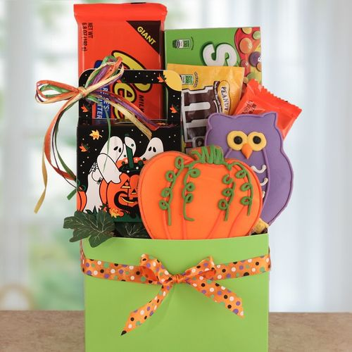 Ghost Crossing Halloween Gift