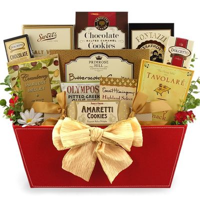 Unique Corporate Give Baskets from Bisket Baskets Make Gift Giving in the Professional World Easy