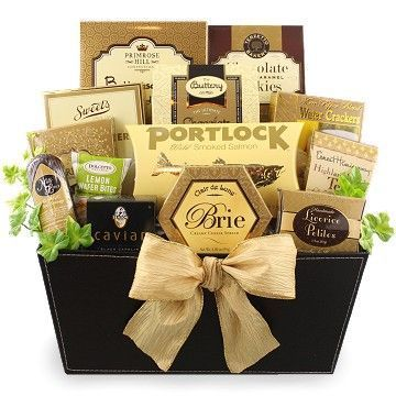 Thank Co-Workers or Bosses this Holiday Season with Unique Corporate Gift Baskets
