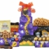 Godiva, Ghirardelli and Lindt Halloween Tower
