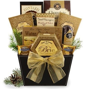 Gourmet Choice Holiday Gift Basket
