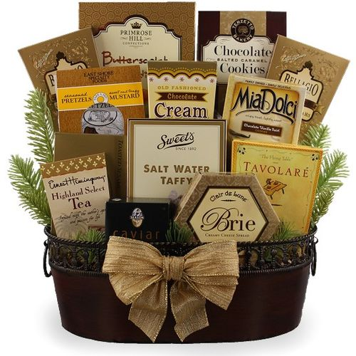 Grand Christmas Gourmet Gift Basket - SOLD OUT