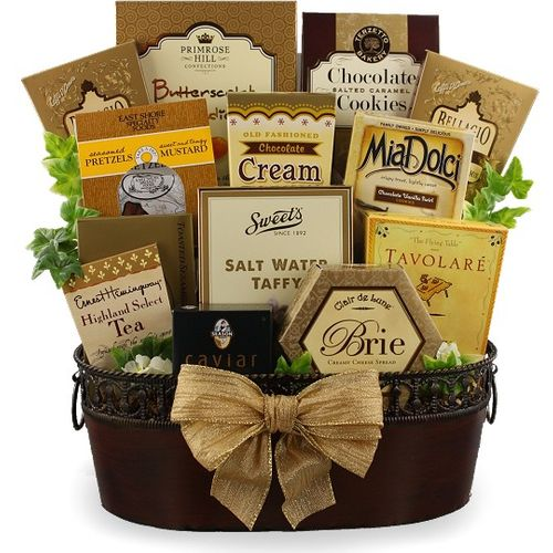 Grand Gourmet Gift Basket - SOLD OUT