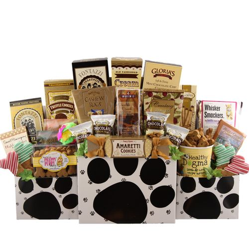 Great Pawsome Friends Holiday Gift