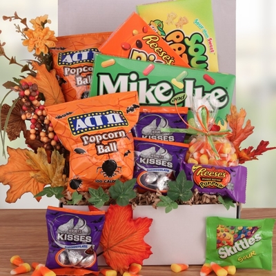 Halloween Candy Care Package