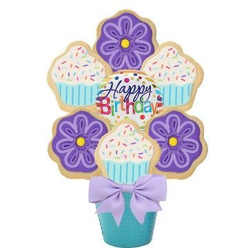 Happy Birthday Cookie Bouquet - SOLD OUT