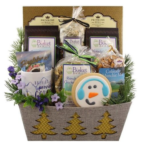 Healthy Family Meals Holiday Gift Basket