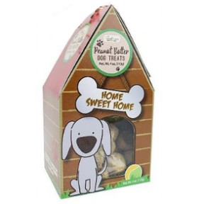 Holiday Home Treat Home Dog Gift