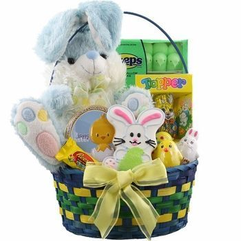 Hop Into Easter With These Easter Gift Baskets