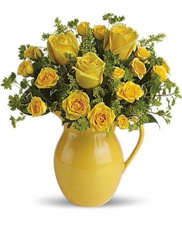 It's Your Sunny Day Floral Bouquet