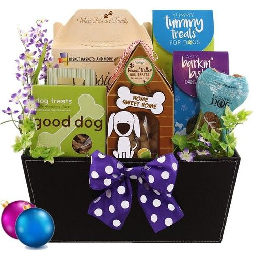 Leader of the Pack Christmas Dog Gift