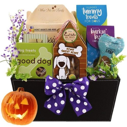 Leader of the Pack Halloween Dog Gift